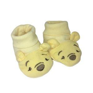 Disney Winnie The Pooh Newborn 3D Sock Shoes